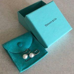 Tiffany & Co Ziegfeld Pearl Earrings